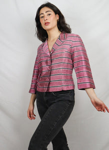 Studio Sonetti silk jacket