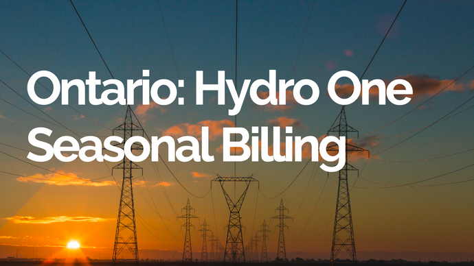 How Hydro One's billing effects cottage owners?