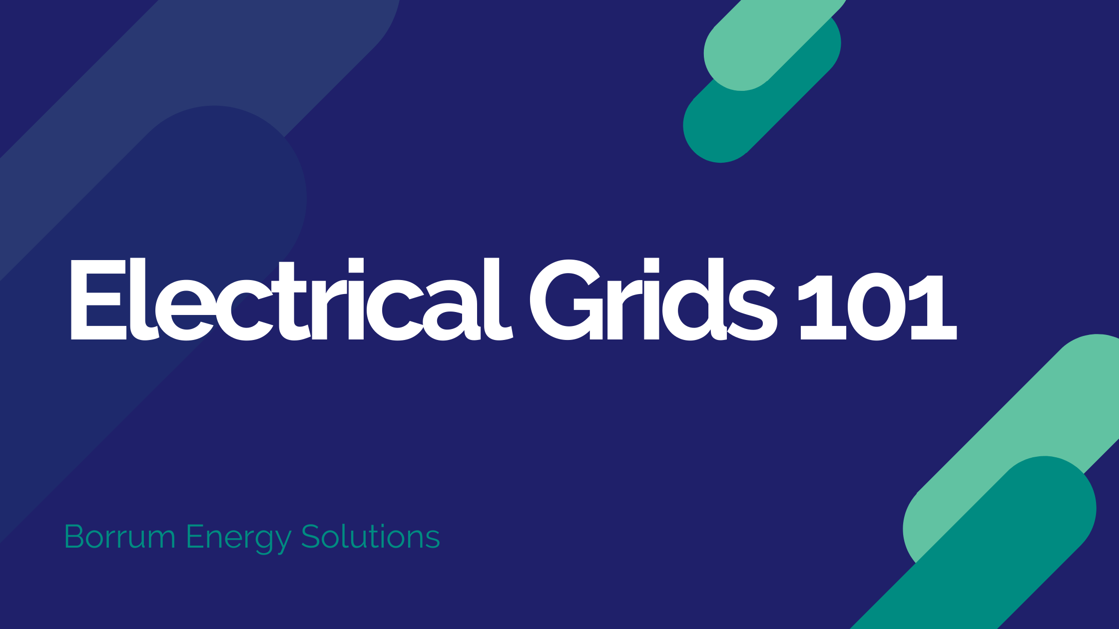 Grids Explained: Micro, Nano, and Utility