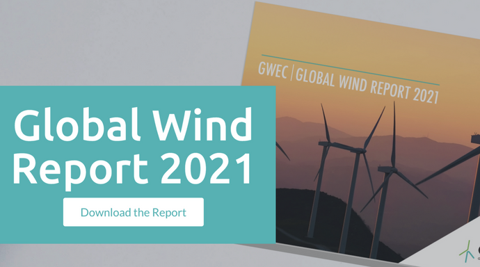 The Global Wind Industry sets a new record for 2021 and these are our takeaways