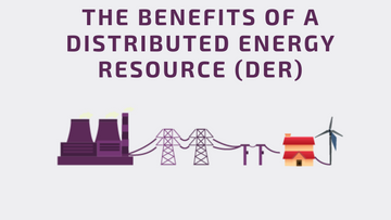 The benefits of Distributed Energy Resources