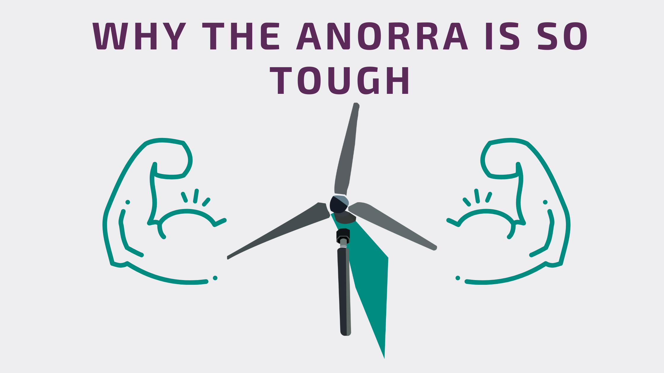 Why the Anorra is so Tough