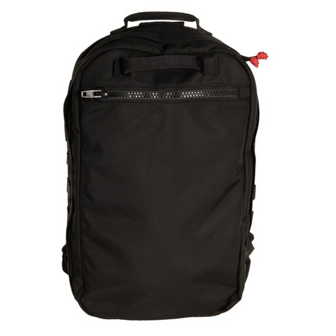 Front view of the Red Stripe™ Lycos Shield Backpack - Ballistic Nylon