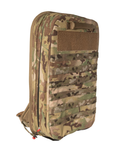 Half-side profile of the Red Stripe™ Poseidon Waterproof Dry Bag - MultiCam®