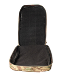 Inside of the Red Stripe™ Poseidon Waterproof Dry Bag - MultiCam® without included pouches