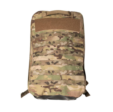 Front view of the Red Stripe™ Poseidon Waterproof Dry Bag - MultiCam®