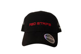 Front view of the Red Stripe™ Technical Trucker® Cap