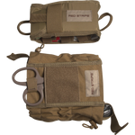 Red Stripe™ IFAK (Individual First Aid Kit) COMPLETE KIT - Coyote Tan