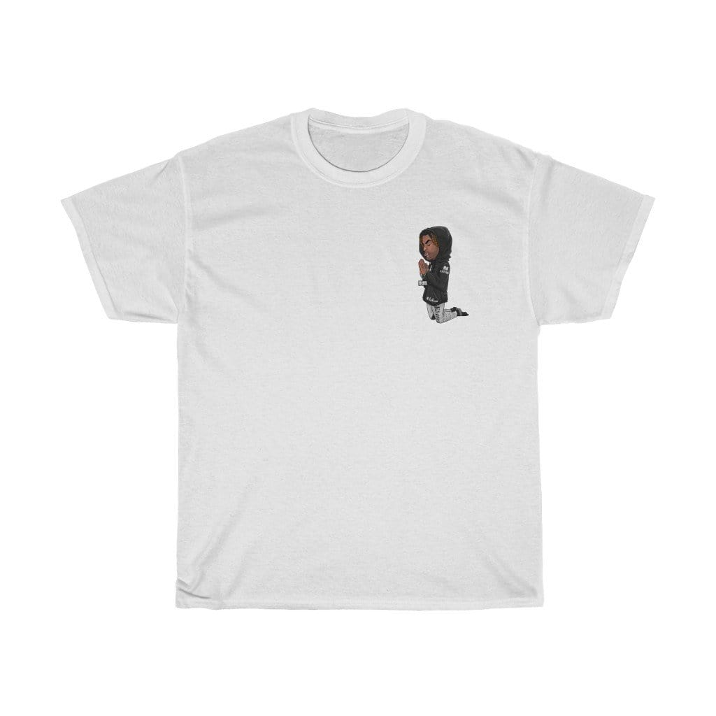 "Small Logo "" Touch It And Discover"" T-Shirt - Niggalations Corp"