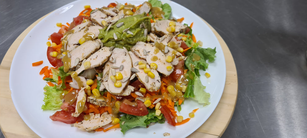Load image into Gallery viewer, Chicken California Salad
