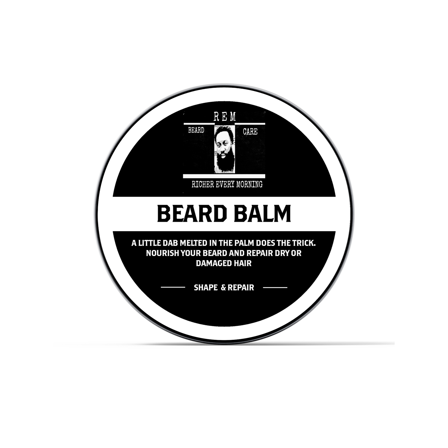 BEARD OIL AND BALM