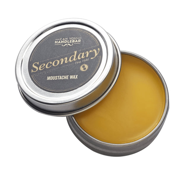 Secondary Moustache Wax