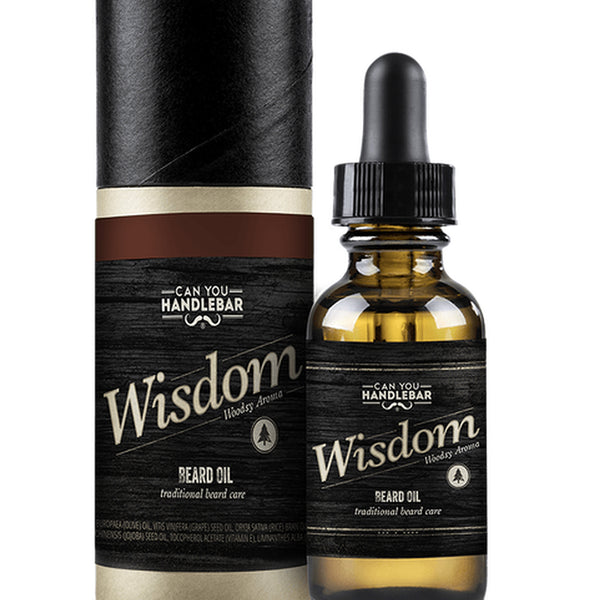 Wisdom Bright Woods Beard Oil