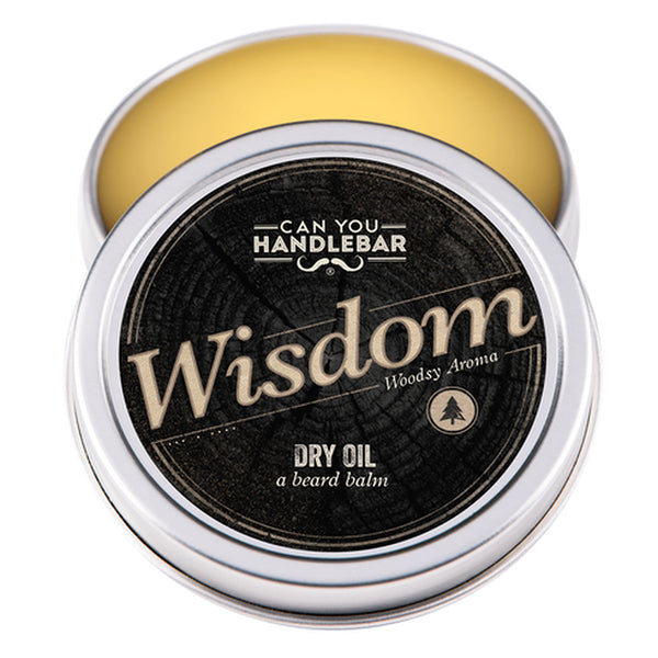 Wisdom Bright Woods Beard Balm