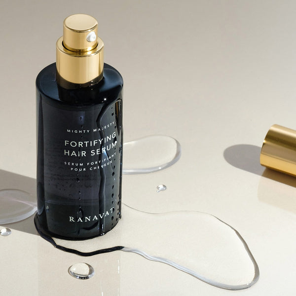 Mighty Majesty: Fortifying Hair Serum