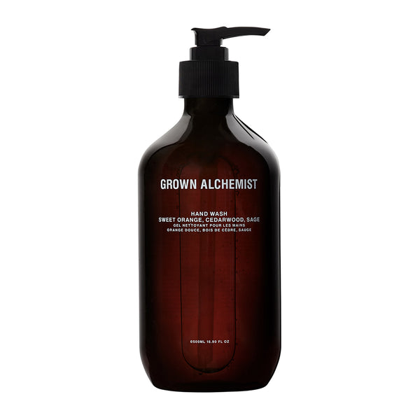 Hand Wash: Sweet Orange, Cedarwood & Sage