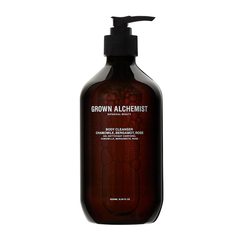 Body Cleanser Chamomile Bergamot and Rosewood