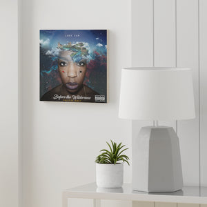 "Lady Cam - ""B4TW"" ep cover Signed 