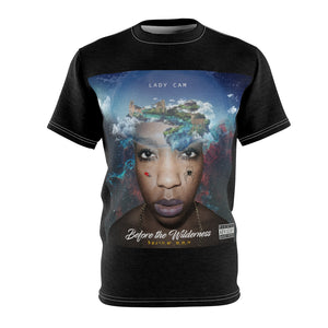 "Lady Cam - ""B4TW"" BLACK signed T-Shirt 