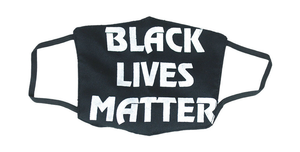 Black Lives Matter Face Mask (Ear Loop)