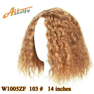 "Allaosify 14"" Water Curly"