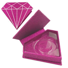 Load image into Gallery viewer, 10/pack Wholesale Eyelash Packaging Box