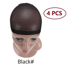 Load image into Gallery viewer, Nunify Nude Mesh Net Wig Caps With Closed End