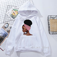 Load image into Gallery viewer, Melanin Poppin Hoodie