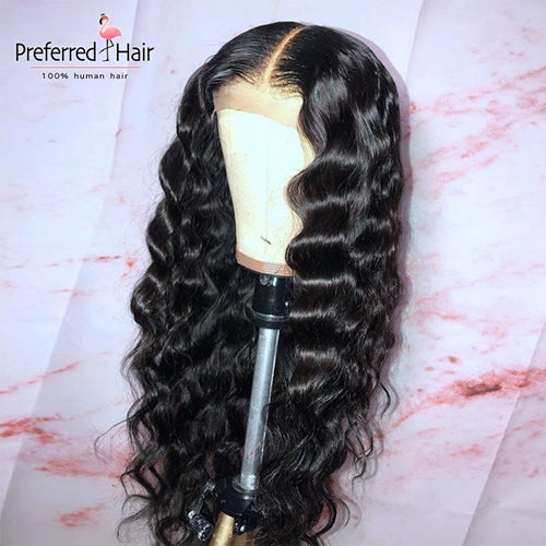 Preferred Hair | Lace Front Wavy Wig