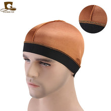 Load image into Gallery viewer, Fashion Silky Wave Cap with Elastic Band