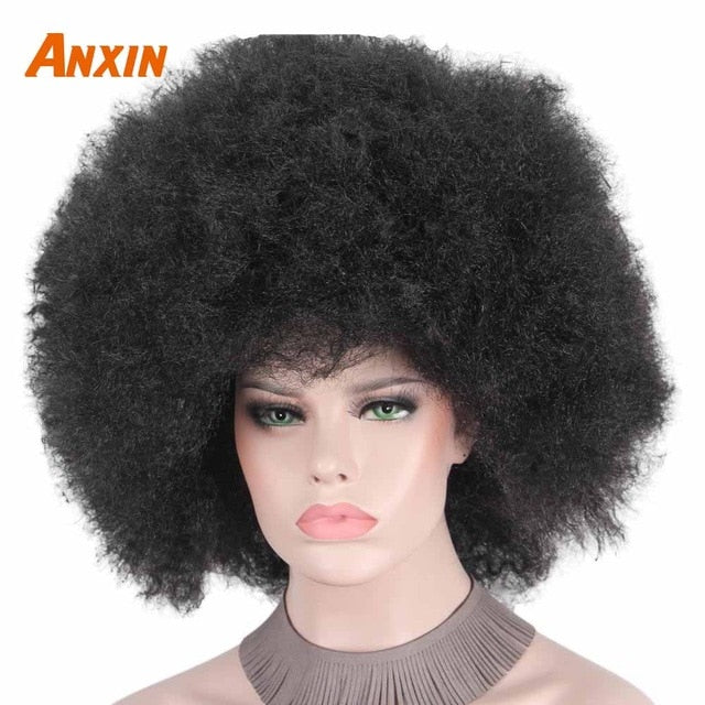 Afro Cosplay Wigs