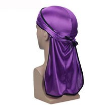 Load image into Gallery viewer, Patchwork Durags Hip Hop Bandana