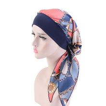 Load image into Gallery viewer, Womens Muslim Hijab Headwear