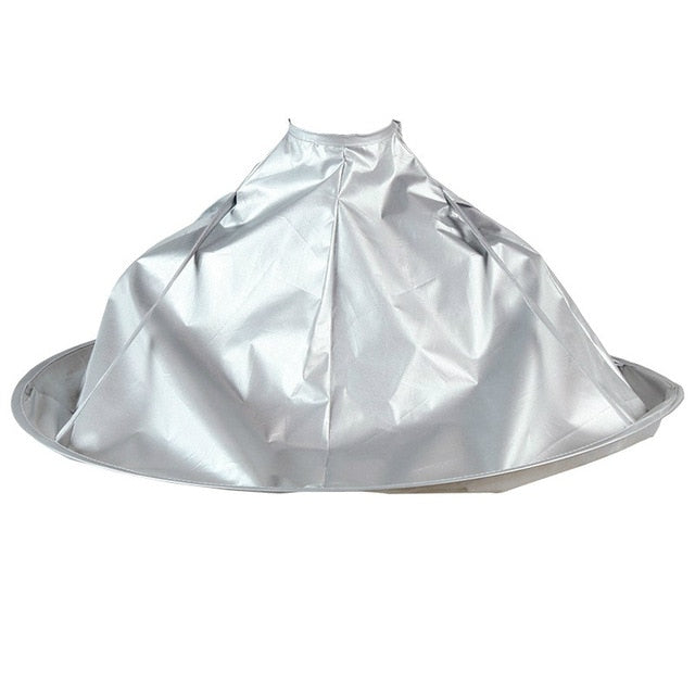 Brainbow 1PC Foldable Barber Cloak
