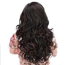 Load image into Gallery viewer, AISI HAIR | Long Wavy Black Wig