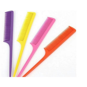 10Pc New Professional Hard Carbon Cutting Comb