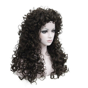 Women's Synthetic Wigs Long Curly Wig