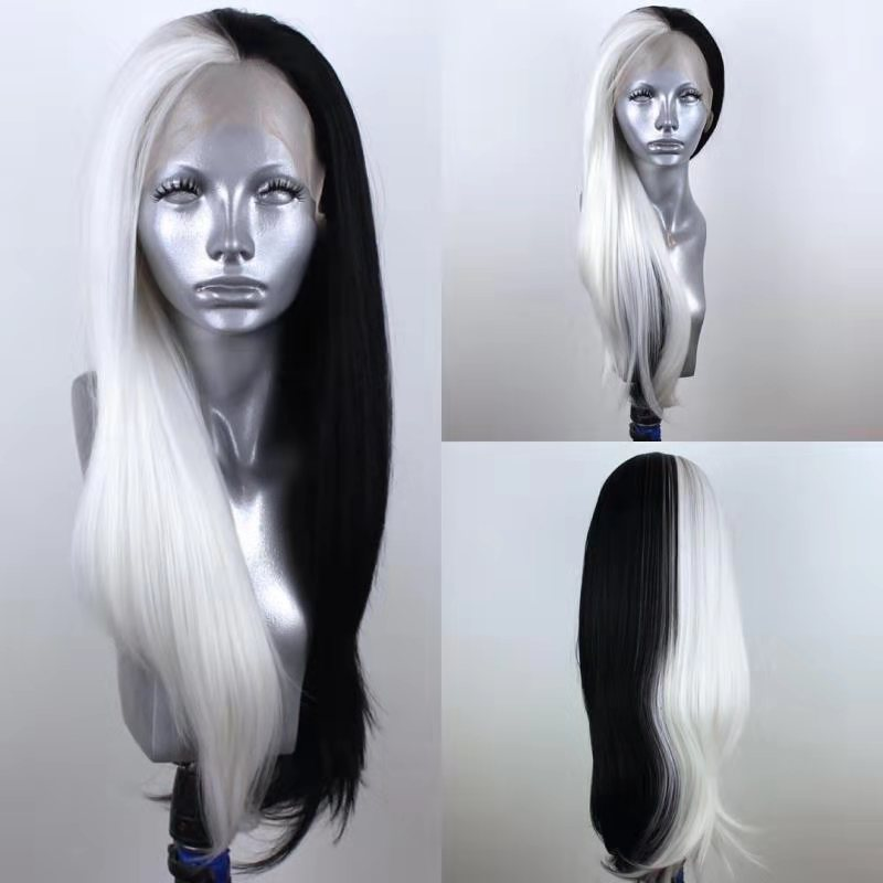 Marquesha | Double Color Synthetic Lace Front Wig