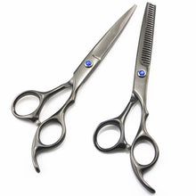 Load image into Gallery viewer, Professional 6 inch hair scissors set
