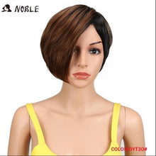 "Load image into Gallery viewer, Noble 12"" Synthetic Wig"
