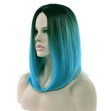 Load image into Gallery viewer, Soowee Synthetic Hair Bob Wigs (2 & 3-Tones)