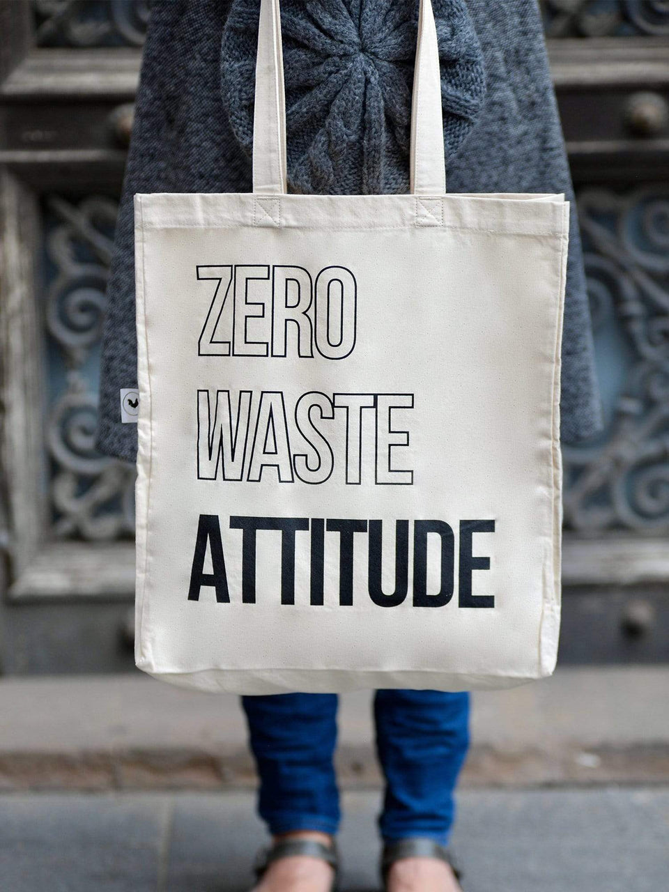 Rewinder Bag Large Shopping Bag Zero Waste Attitude Eco Zero Waste