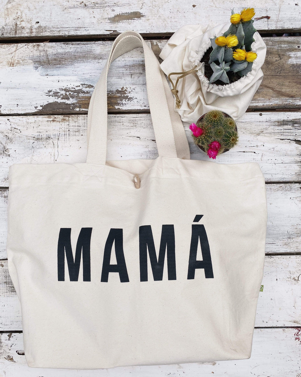 Rewinder Bag Mamá Natural Super Bag Eco Zero Waste