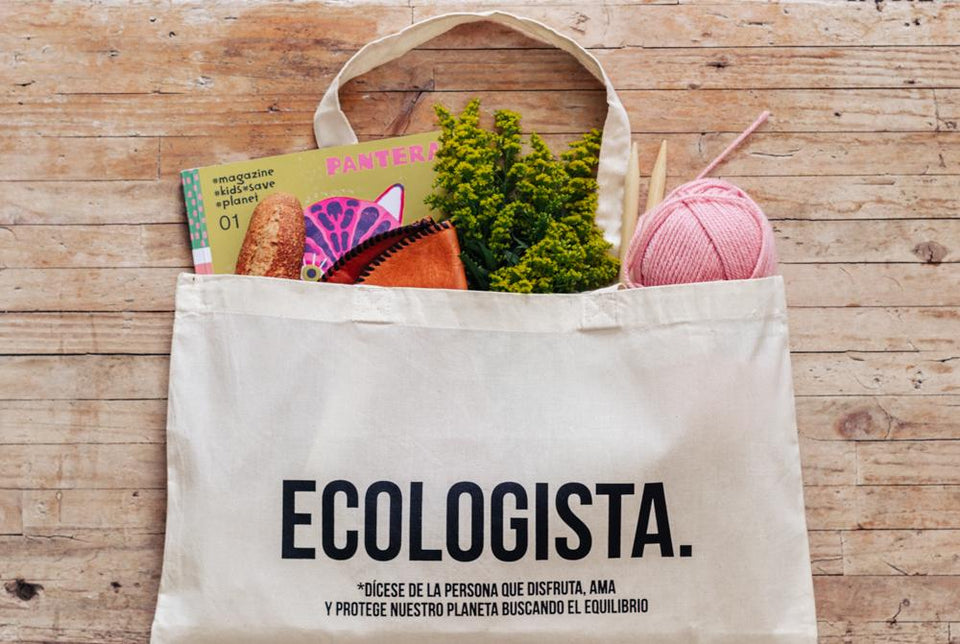 Rewinder Bag Medium Shopping Bag Ecologista Eco Zero Waste