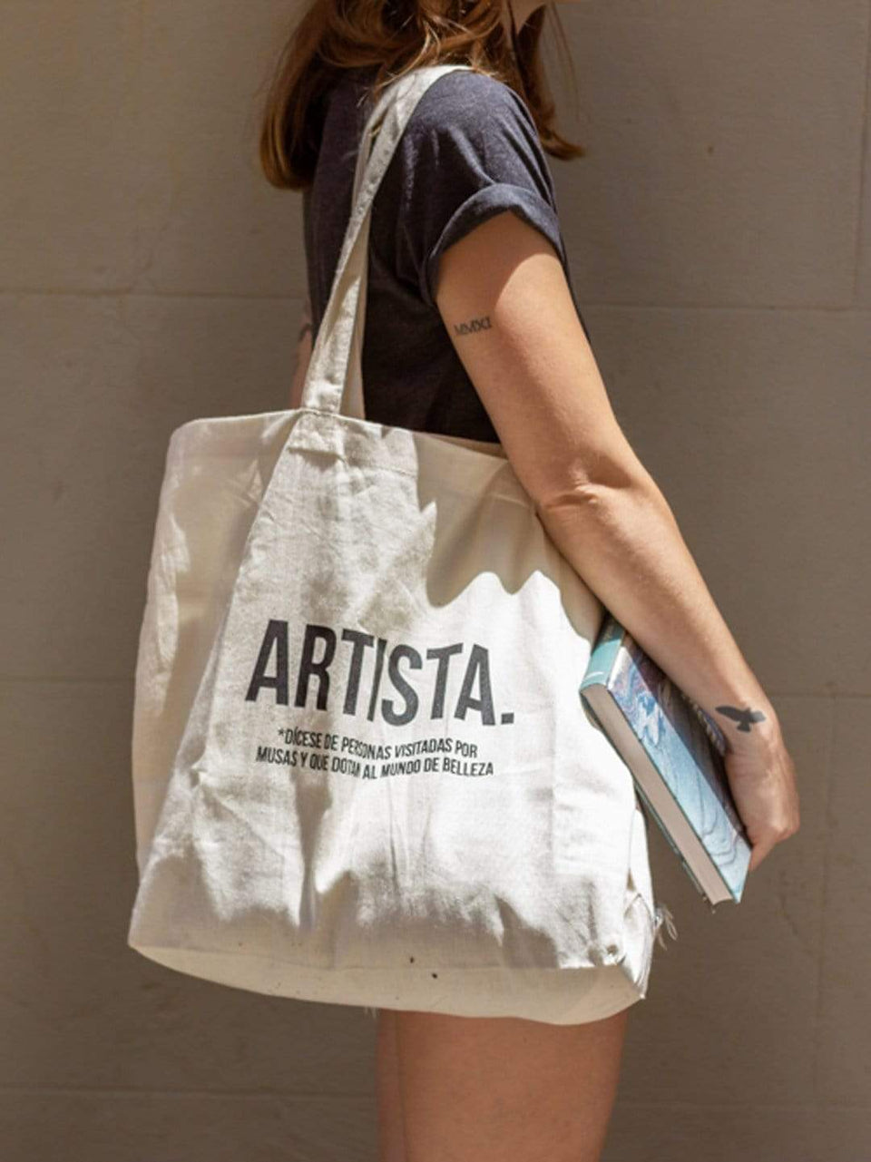 Rewinder Bag Medium Shopping Bag Artista Eco Zero Waste