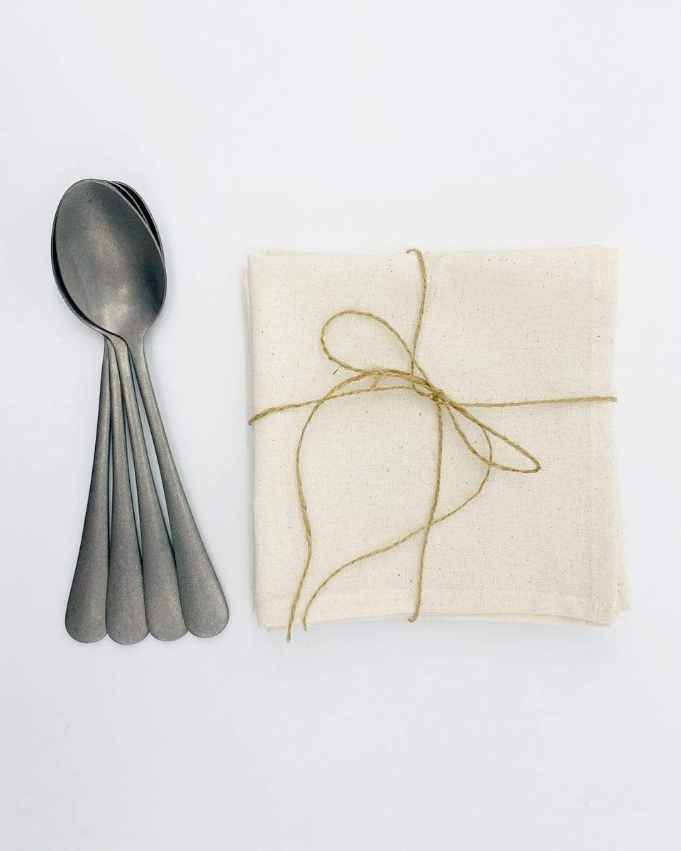 Rewinder Eco Napkins Natural Eco-Napkin 4 Pack Eco Zero Waste