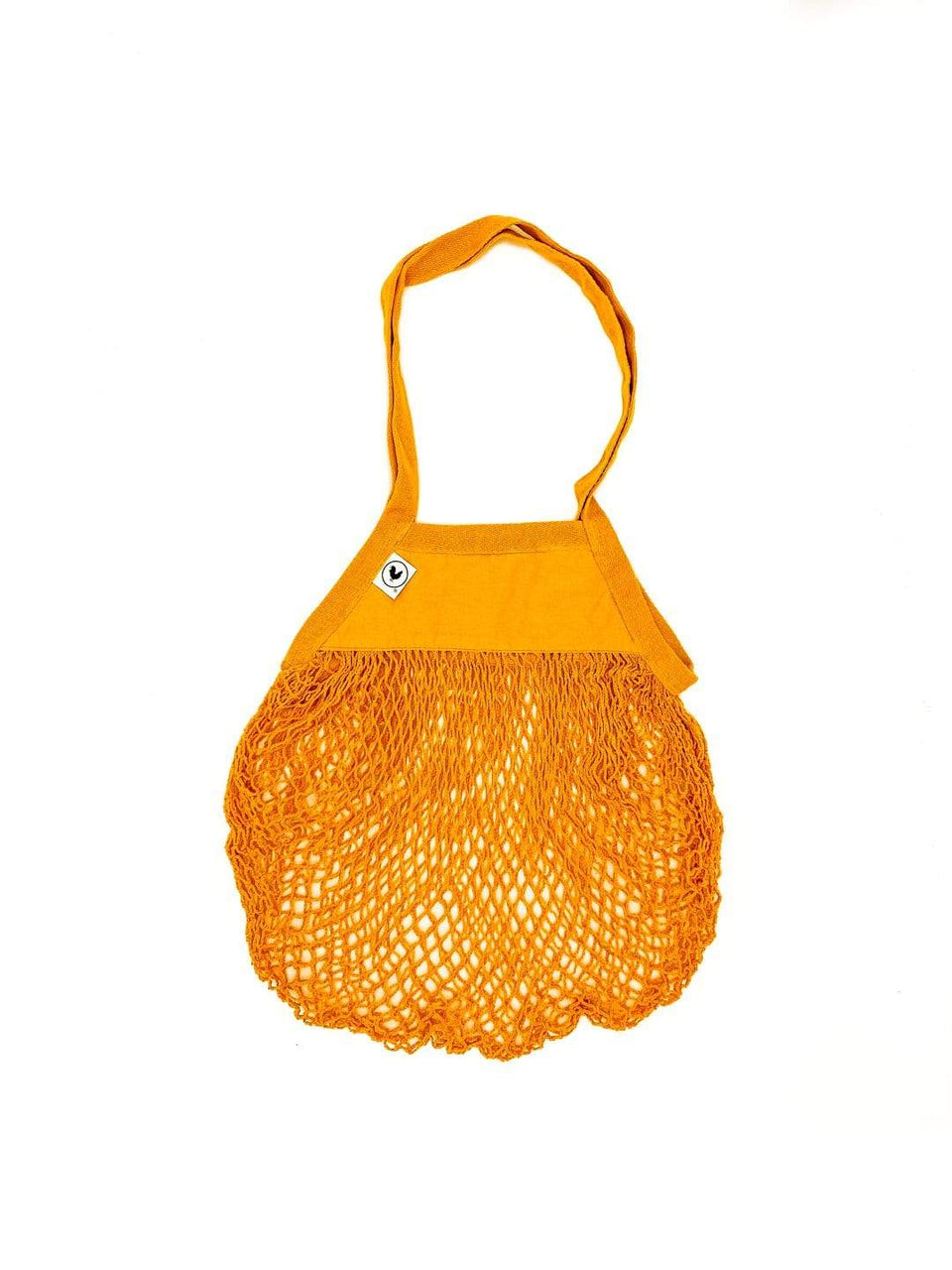 Rewinder Mesh Bag Amber mesh shopping bag Eco Zero Waste