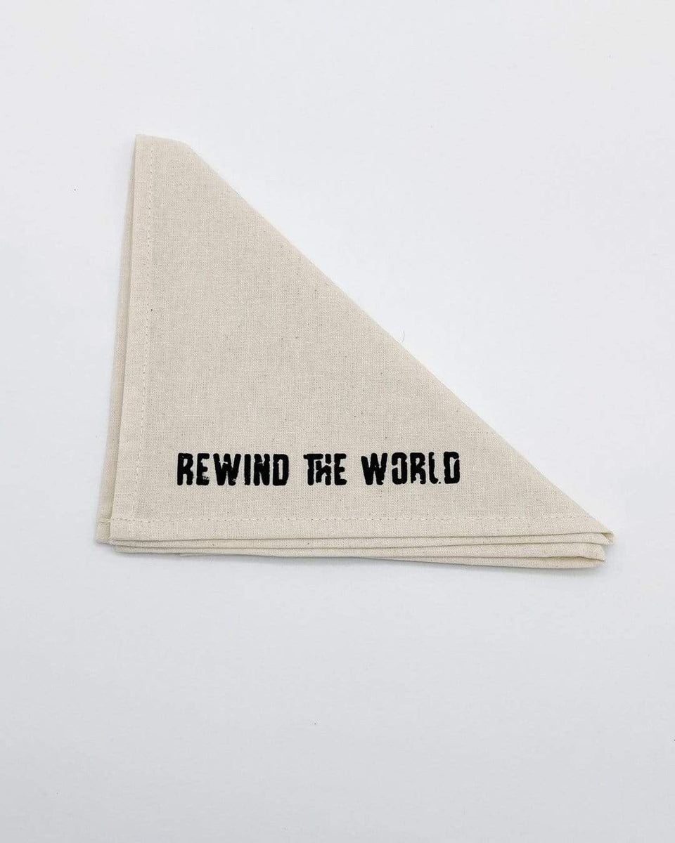 Rewinder Pack Rewind The World Napkins Eco Zero Waste