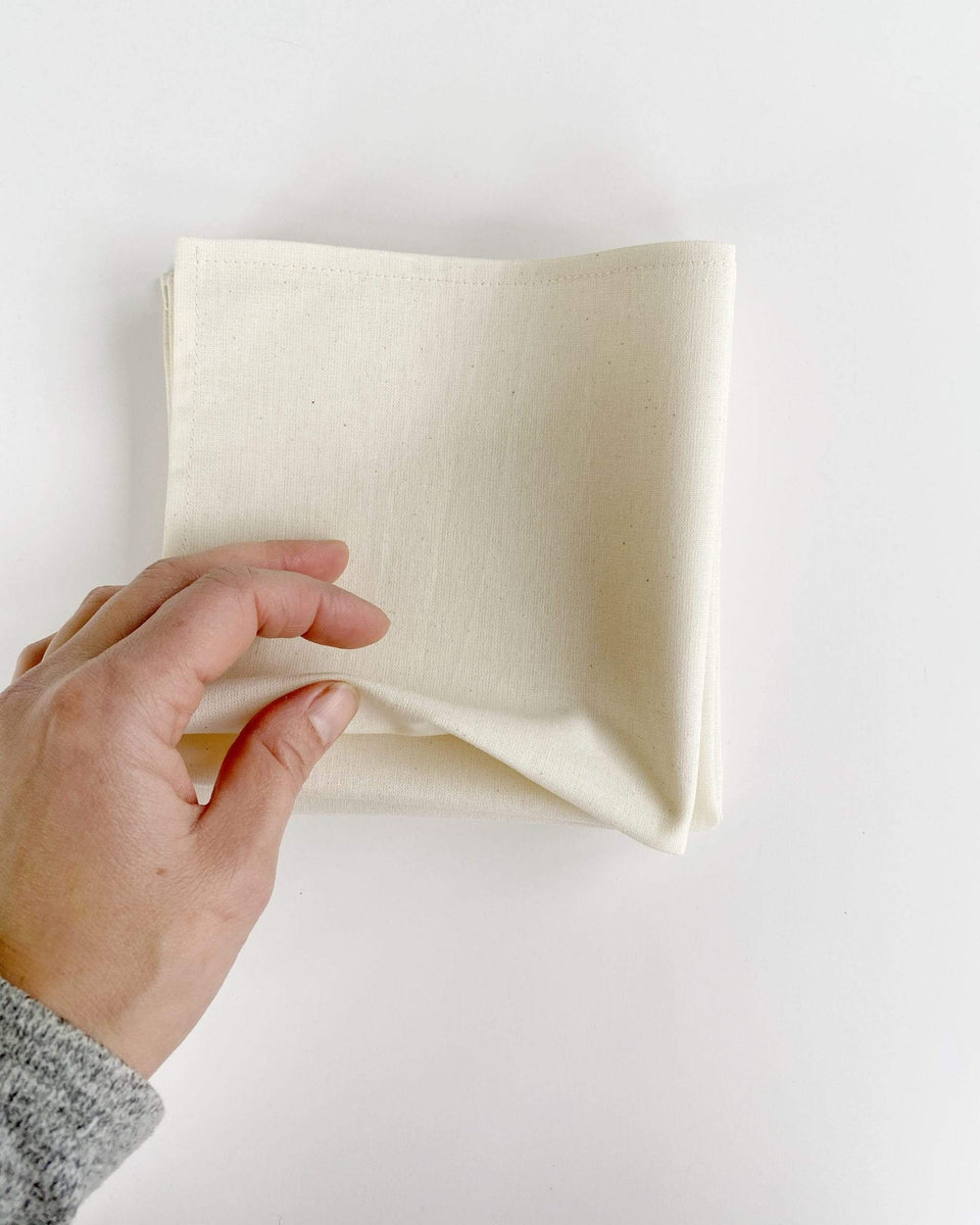 Rewinder Servilletas Natural Eco-Napkin 4 Pack Eco Zero Waste