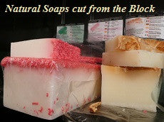Natural Hand-Crafted Soaps